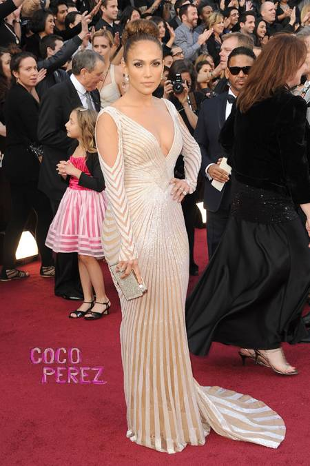 jennifer-lopez at the oscars