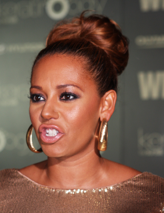 Mel B. To make new music