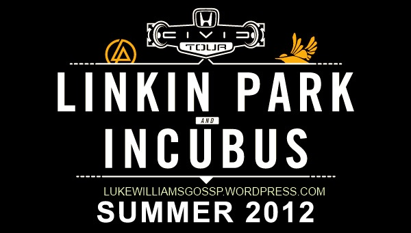Linkin Park And Incubus TOUR DATES