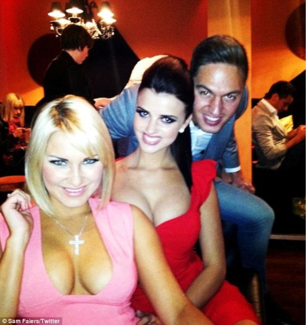 sam fairs and lucy mcbairde and mario falcone