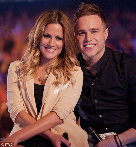 Caroline Flack Talks About Olly Murs And Says 'I Can't Wait To Work With My TV Husband Again!'As They Return For The Xtra Factor