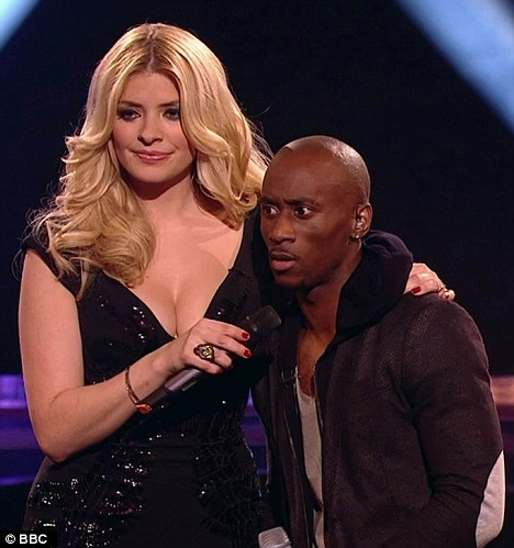 BBC Accused Of Using Holly Willoughby's Boobs To Get More Views Than Britain's Got Talent