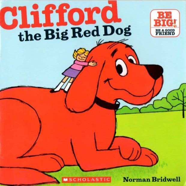 Clifford The Big Red Dog Is Coming To The Big Red Screen!