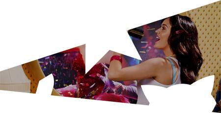 Katy Perry Shows A Part Of Her Poster For Katy Perry: Part Of Me 3D Movie-Concert
