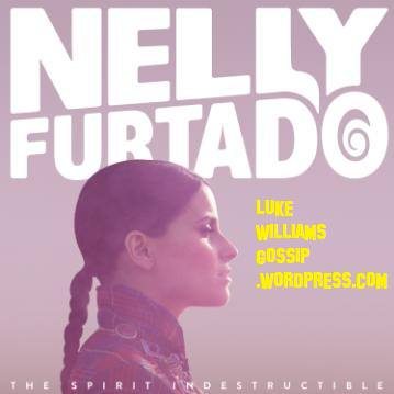 Nelly Furtado Shows Off New Album Art Work!