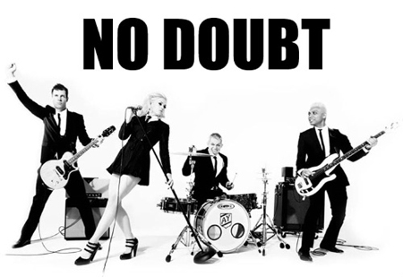 No Doubt To Perform At Teen Choice Awards!