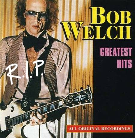 Fleetwood Mac's Bob Welch Commits Suicide