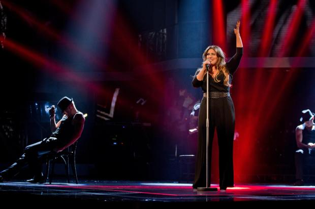 Leanne Mitchell Wins The Voice UK 2012