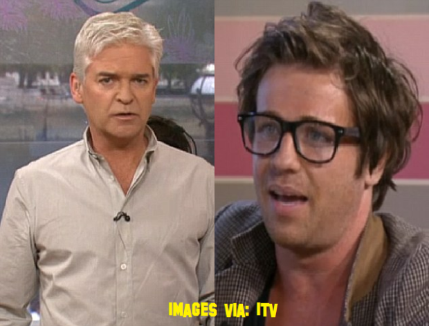 Phillip Schofield Gets Fuming After Porn Stars fiancee Claimes He Did Not Starred In X-Rated Films When He Did!