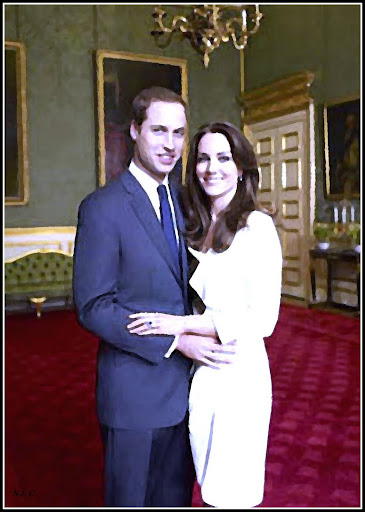prince william and kate middleton nlc1