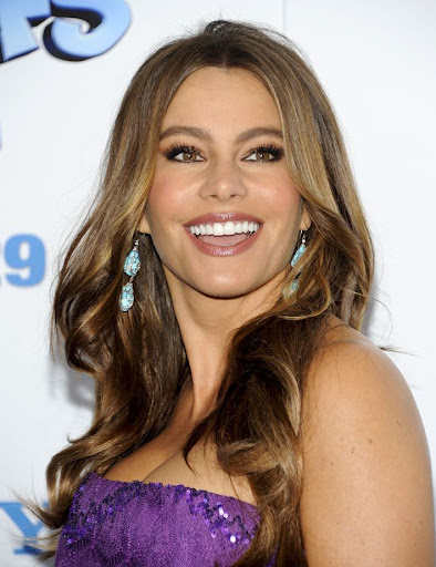Sofia Vergara at The Smurfs Movie premiere in New York (2)-Bevappha Sanam