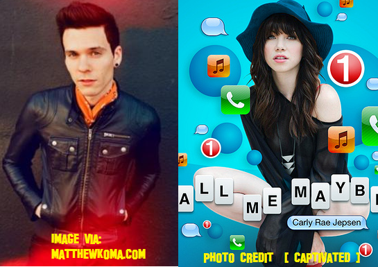 Carly Rae Jepsen Dumps Her Old Boyfriend For Matthew Koma!