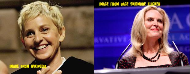 Ellen DeGeneres Wants To Join Modern Family With Ann Romney
