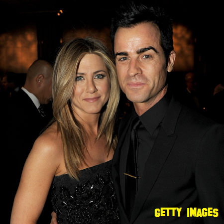 Jennifer Aniston & Justin Theroux Split!