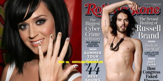 Katy Perry Is Fed UP With Russell Brand Talking About Their Marriage To The Public! Wants Him Gag-Ordered!