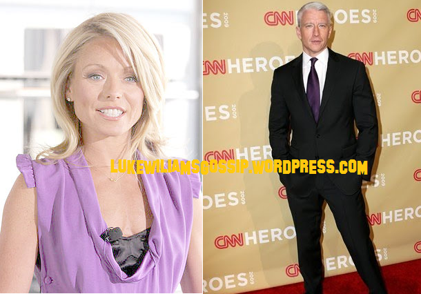 Kelly Ripa Wants To Settle Down With Anderson Cooper