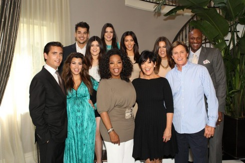 Oprah Winfrey To Star On Keeps Up With The Kardashians!