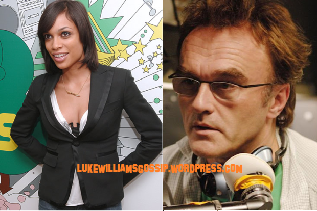 Rosario Dawson Is Hooking Up With Danny Boyle!