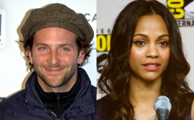 Bradley Cooper And Zoe Saldana Are Going Out Again!