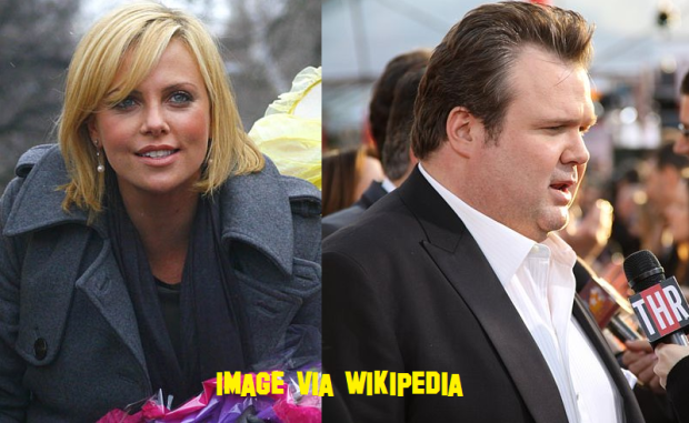 Charlize Theron And Eric Stonestreet Are NOT Dating!