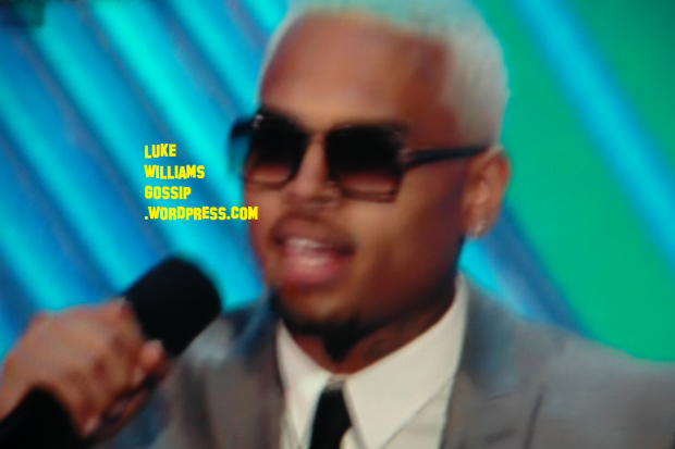 Chris Brown Get's Dumped By His Girlfriend!