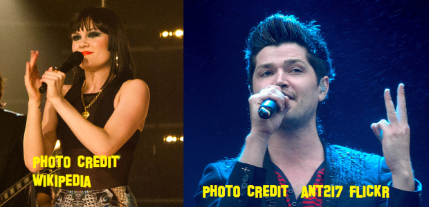 Danny O'Donoghue Wants To Write For Jessie J!