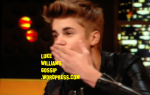 Justin Bieber Appears On The Jonathan Ross Show 6