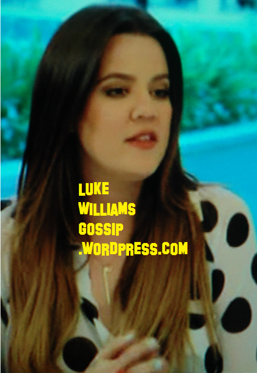 Khloe kardashian Told She Can Not Have Children!