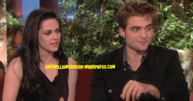 Kristen Stewart Is Getting  Robert Pattinson Back For A Month!