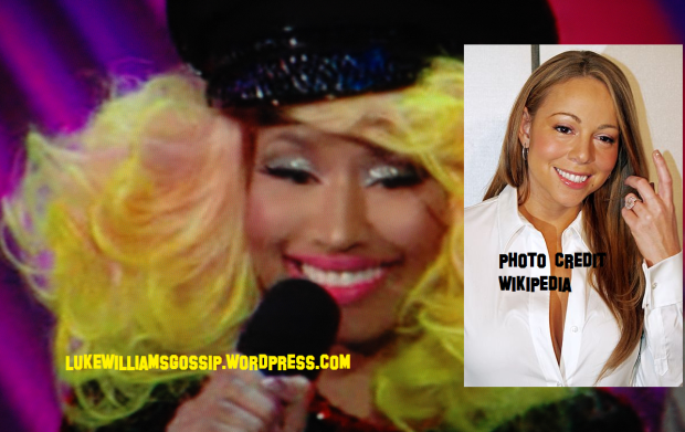 Nicki Minaj And Mariah Carey Alredy Falling Out!!