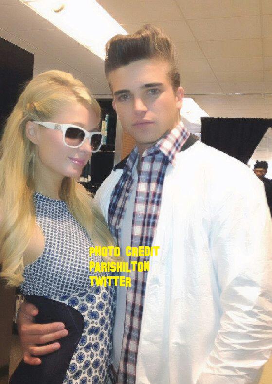 Paris Hilton & River Viiperi Dating!