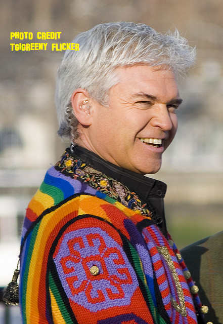 phillip schofield says i don t like ageing as he admits. Black Bedroom Furniture Sets. Home Design Ideas