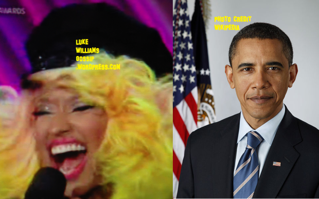 President Obama Replies Back To Nicki Minaj's Mitt Romney Endorsement