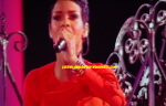 Rihanna Performs At The Closing Paralympic Games