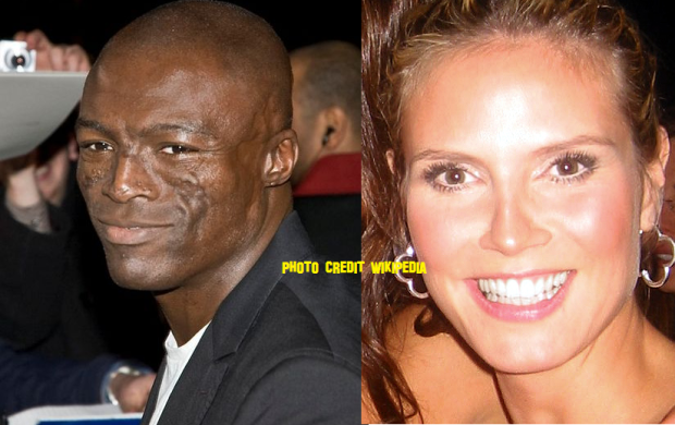 Seal Accuses Heidi Klum Of Cheating!