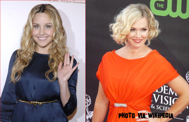 Amanda Bynes Turns Down Jennie Garth's Help