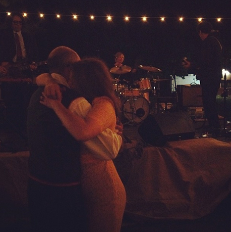 Amber Tamblyn And David Cross Get Married!