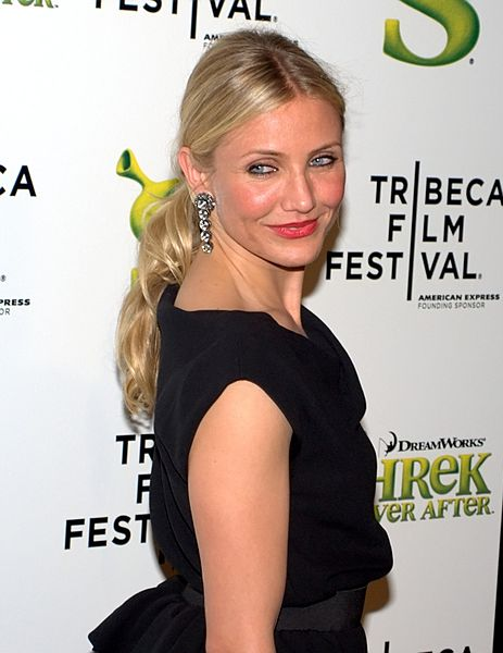Cameron Diaz Talks About Her Drug Past!