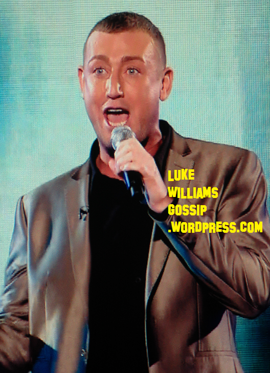 Christopher Maloney opened the show,