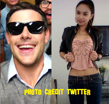 Has Cory Monteith Leaves Lea Michele For Jessica Sanchez!!