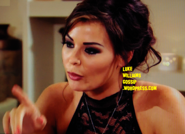 Jessica Wright Burst Out In Tears As Her Relationship With Ricky Rayment Ends On TOWIE!