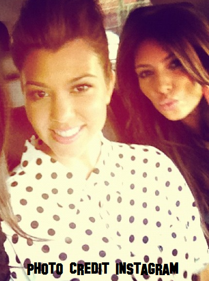 Kourtney And Kim Are BANNED From Filming In South Beach By Neighbors