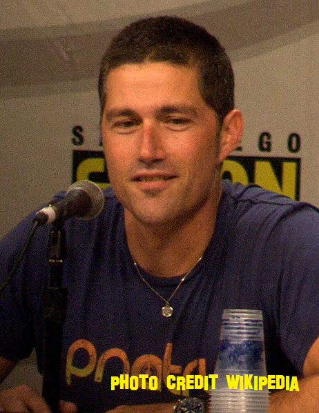 Matthew Fox Has Never Hit A Woman Before!