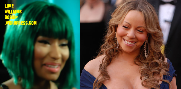 Nicki Minaj Accused Of Shouting DEATH THREAT At Mariah Carey!