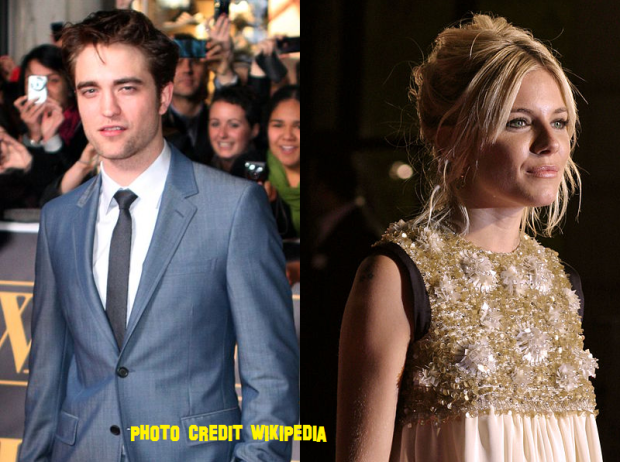 Robert Pattinson Parties With Sienna Miller In new York!