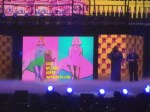 Nicki Minaj Performs At The O2 Arena In London