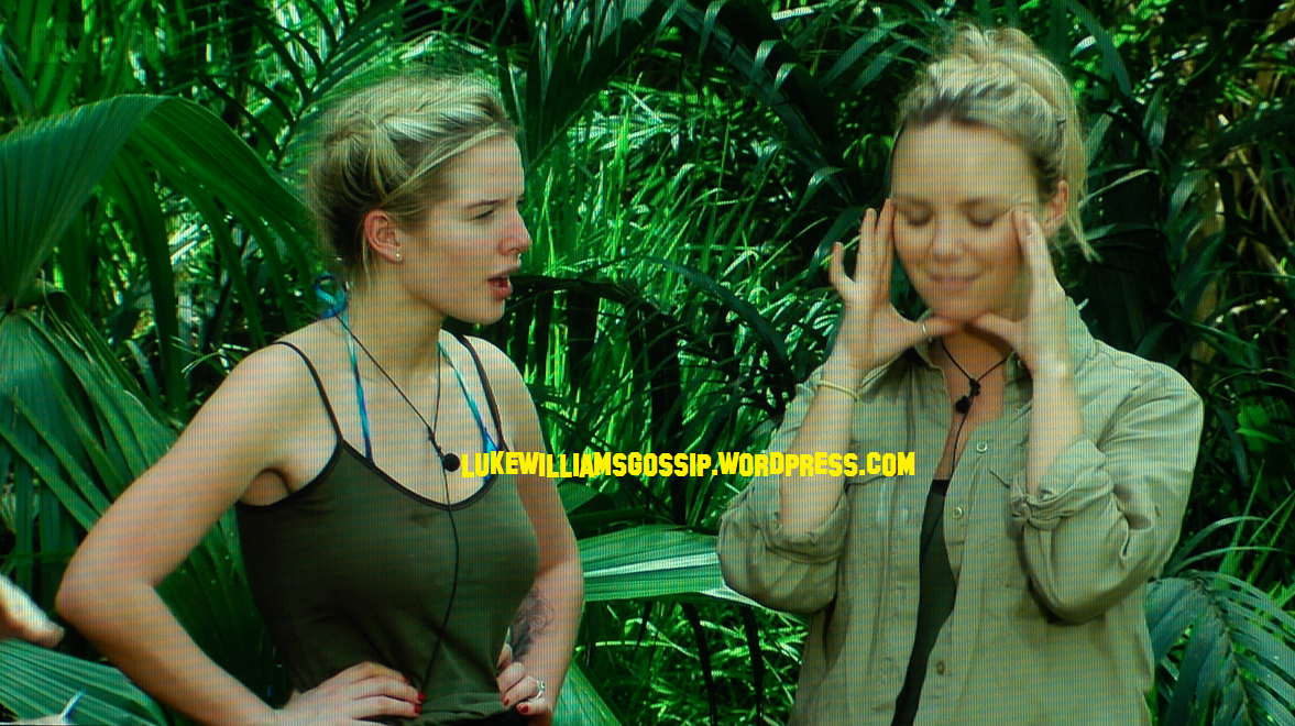 Charlie Brooks is Crowned Queen of the Jungle | I'm A ...