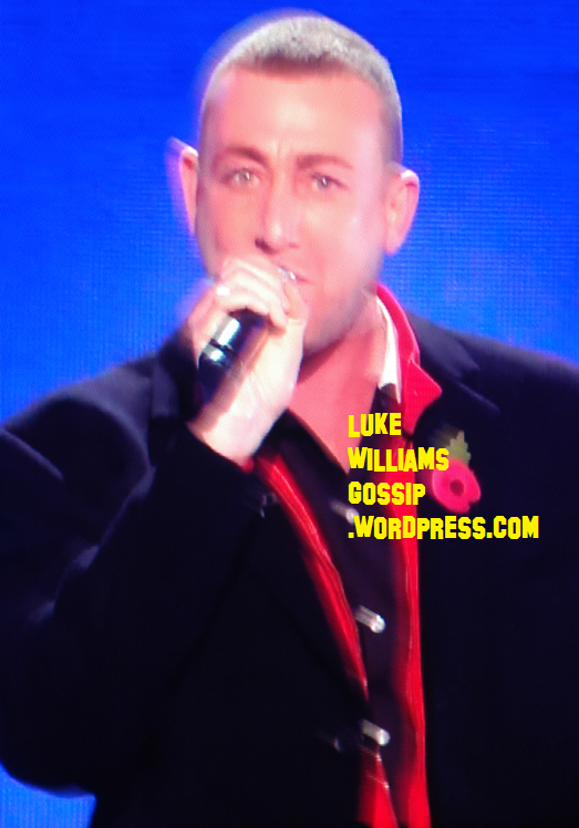Christopher Maloney opened the show with a rendition of Sir Elton John classic I'm Still Standing.