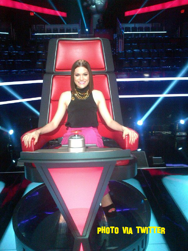 Jessie J Confirm Second Series Of The Voice