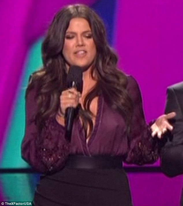 Khloe Krardashian has not kept quiet about her excitement for hosting ...